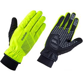 GripGrab Ride Waterproof Hi-Vis Thermal Gloves Fluo Yellow